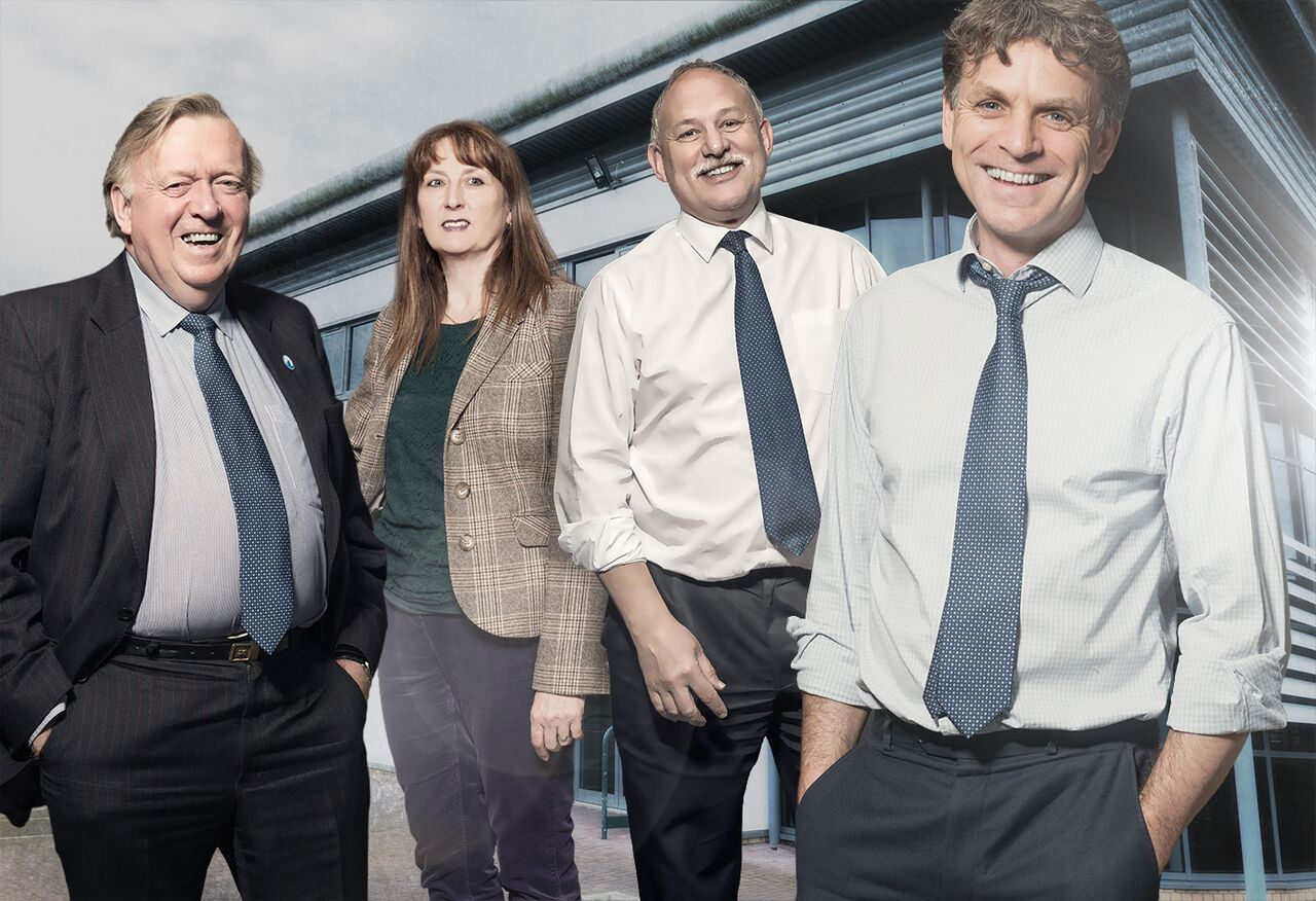 Impetus Business Loans team 2016