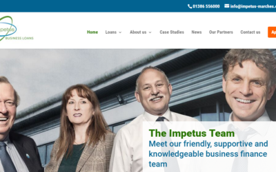 Impetus launches new website and online resource